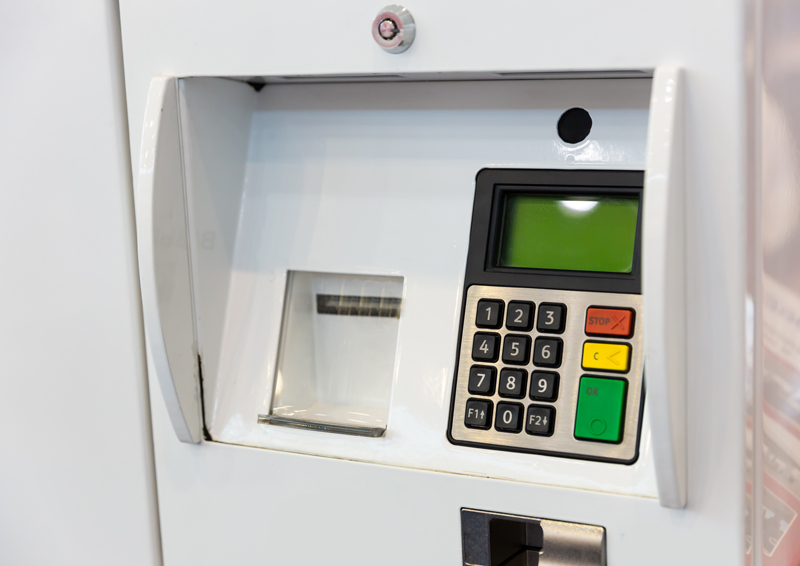 Airport ATM