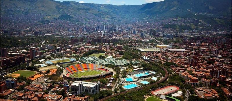 Estadio, Medellin