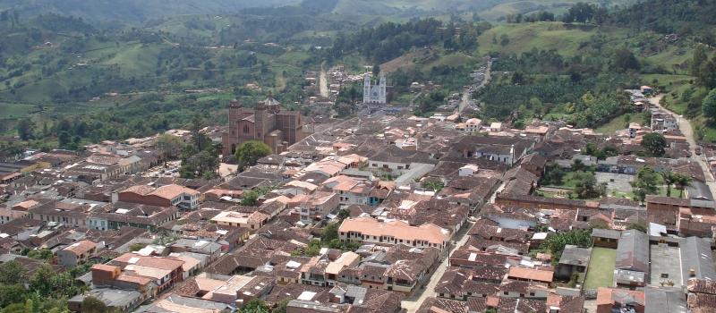 Jerico, Antioquia