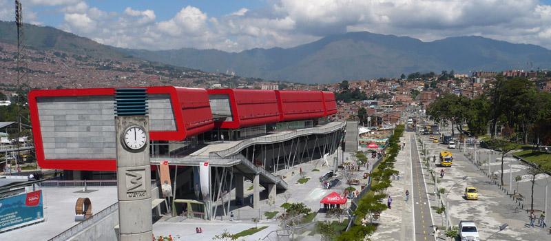 Parque Explora, Medellin