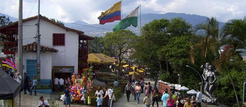 El Pueblito Paisa, Medellin