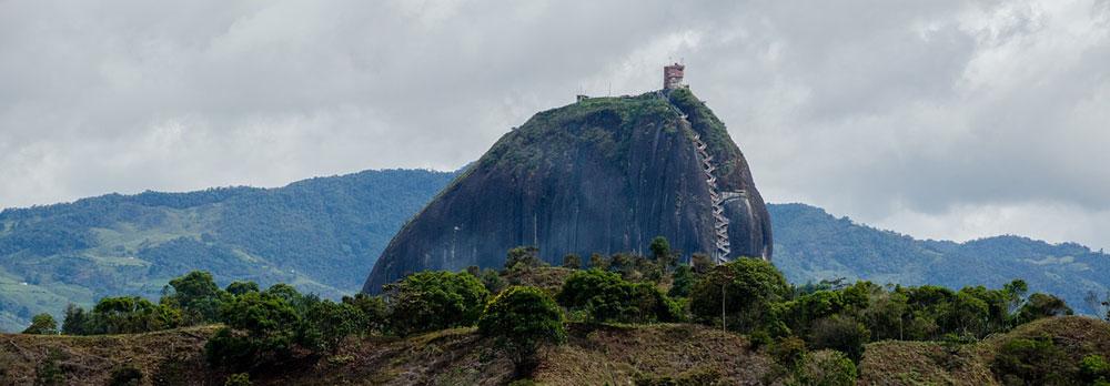 The Rock - Guatapé